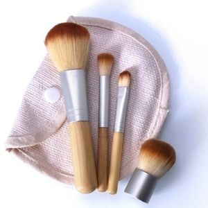 4 piece travel size set with pouch